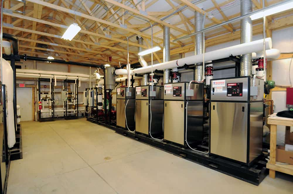 Prefabrication Room by TP Mechanical