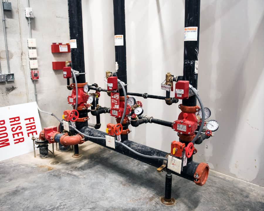 Fire Protection Services Tp Mechanical